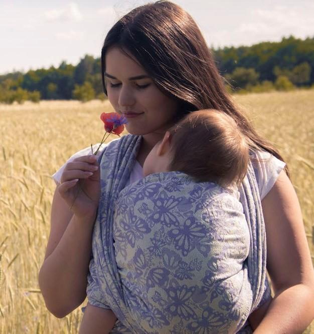 Bandolera Nona Woven Serendipity Born Again