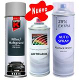 Kit Relleno + Color + Barniz
