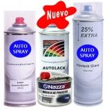 Kit Pintura Spray Paragolpes Coche