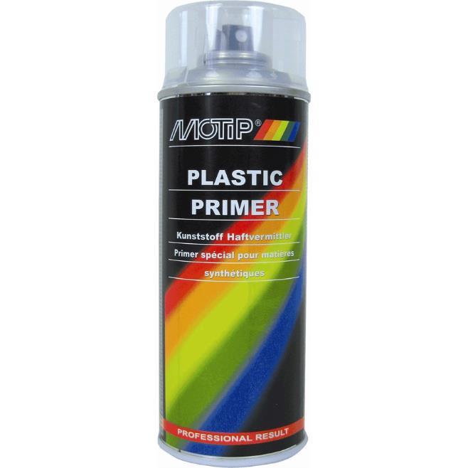 Imprimación Plásticos Duros Spray 400ml