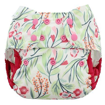 Cobertor Blueberry Capri recién nacido Bouquet