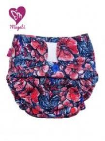 Cobertor Unitalla SIO Magabi Poppy Field