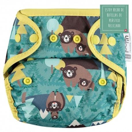 Cobertor unitalla Pop-in Bear