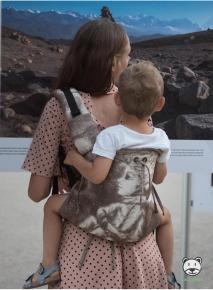 Mochila portabebé evolutiva Luna Dream Multi Size Little Prince