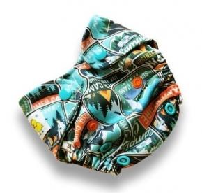 Cobertor Kokosi Recién Nacido Acampada