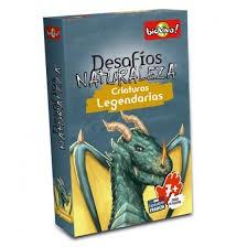 Juego de cartas Desafíos Naturaleza