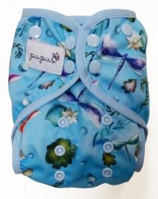 Cobertor unitalla Pupus Dragonfly