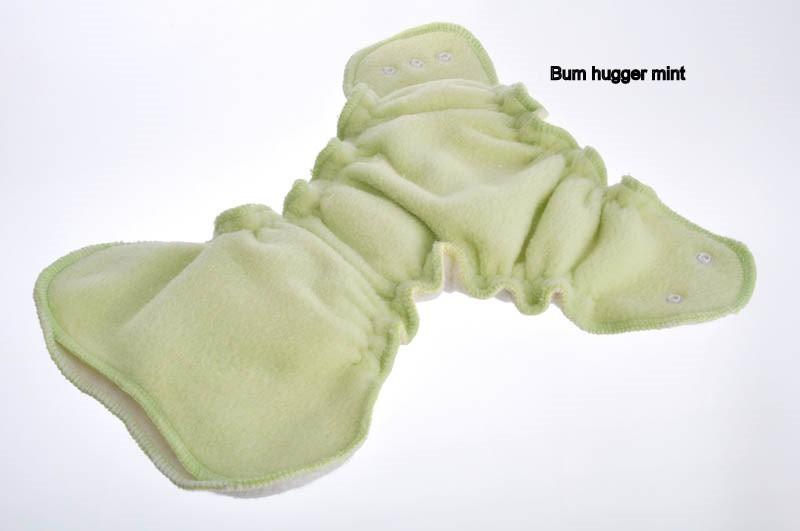 Pañal ajustado Bum Hugger Mint