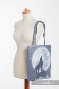 Shopping bag LennyLamb Moonlight Wolf