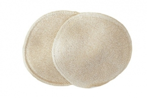 Discos de lactancia lana/seda Disana