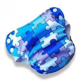 Pañal todo en uno Kokosi Puzzle