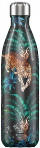 Botella Chillys Tropical Leopard 750 ml.