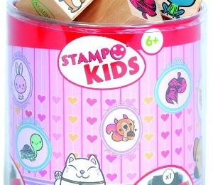 Kit de 15 sellos Stampo Kids