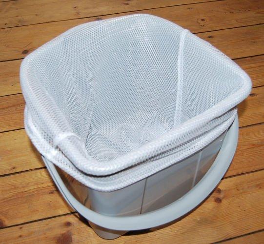 Bolsa de lavado Pupus
