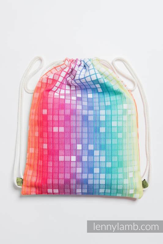 Mochila LennyLamb Mosaic Rainbow