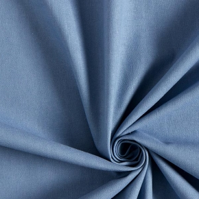 Bandolera MisCanguritos algodón-lino azul claro