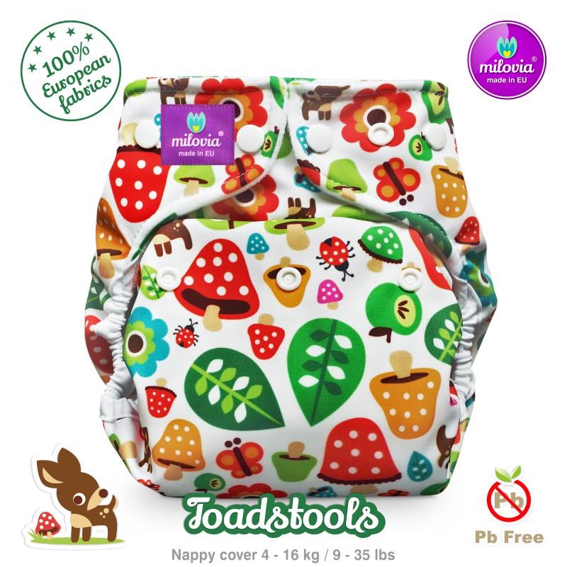 Cobertor Milovia Toadstools