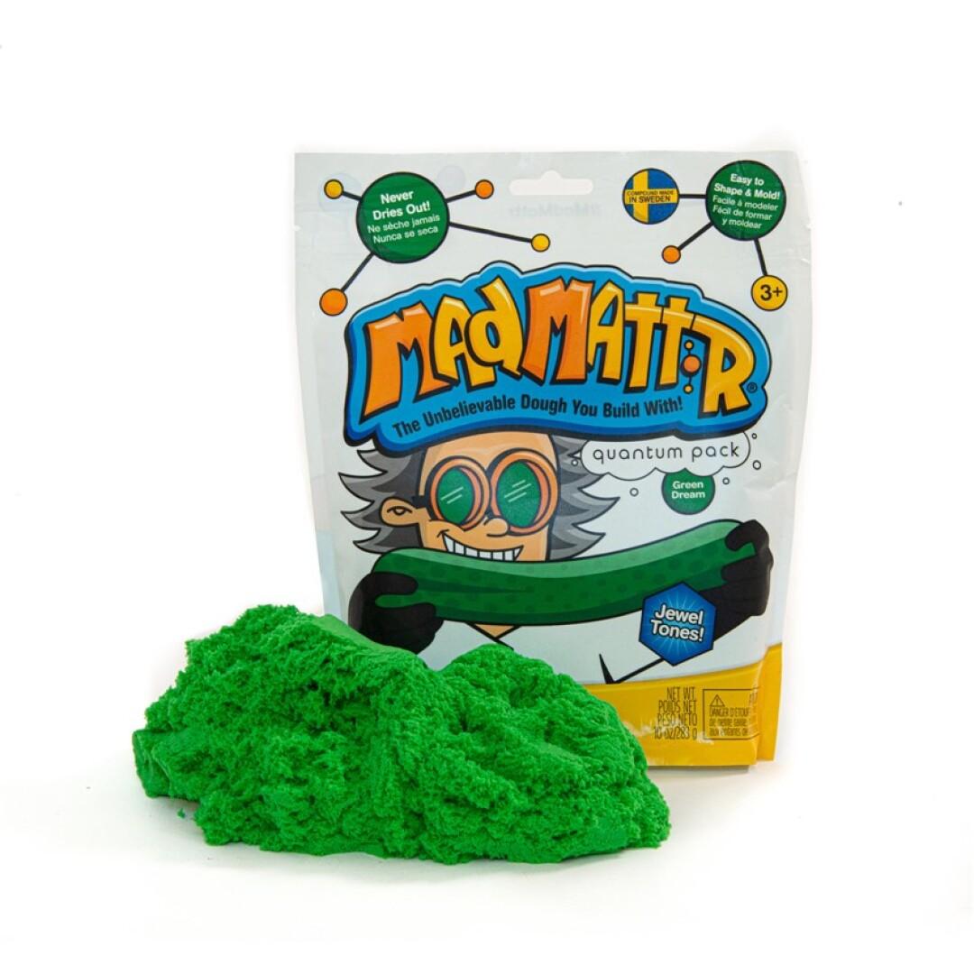 MadMattr pasta mágica para modelar