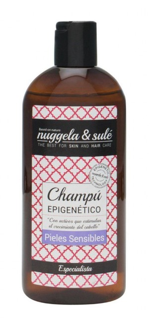 Champú epigenético pieles sensibles Nuggela & Sulé