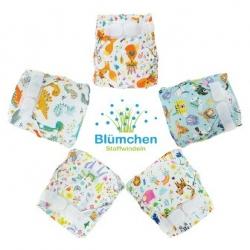 Cobertores Blümchen recién nacido Slimfit