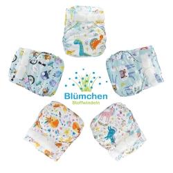 Cobertores Blümchen recién nacido